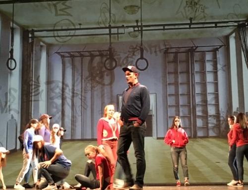 """""""Mal sehen"""" – Baltic-Schule erreicht den 3. Platz des  Wettbewerbs der Opernbaustelle"""