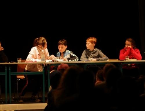 60 Jahre Vorlesewettbewerb – Schulentscheid der Baltic-Schule