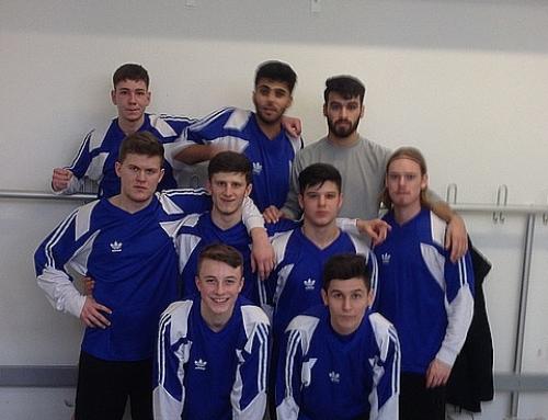 Baltic-Schule erreicht bei den Fußball-Stadtmeisterschaften der Oberstufen den 4. Platz