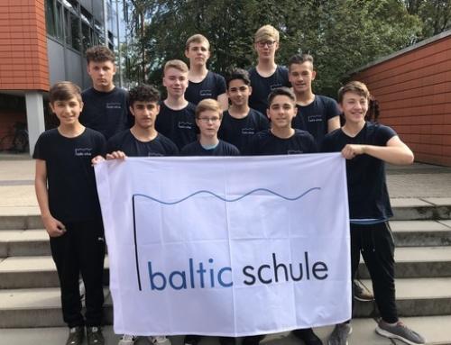 Senatsstaffel 2019 – let's go, Baltic, let's go!