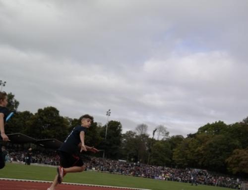 """Baltic-Schule holt """"Bronze"""" bei der Senatsstaffel 2019"""
