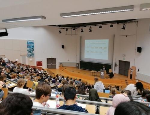 Studierende für einen Tag – Bio- und WiPo-Profil der Baltic-Schule besuchen die Universität Lübeck