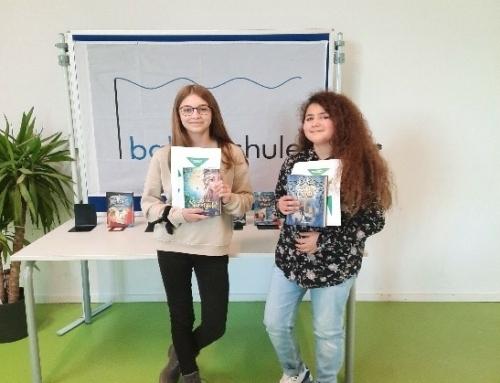 Der Vorlesewettbewerb an der Baltic-Schule