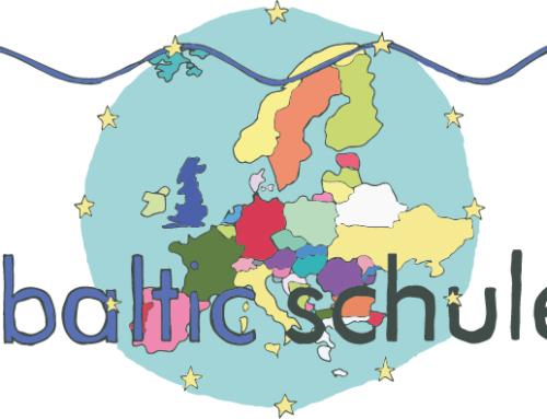 Neues Schuljahr mit neuem Europa-Logo